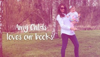 Amy Childs loves Bang on Books!