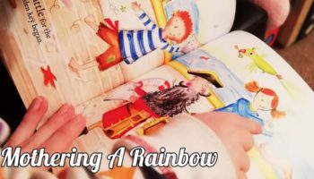 Mothering a Rainbow reviews The Golden Key