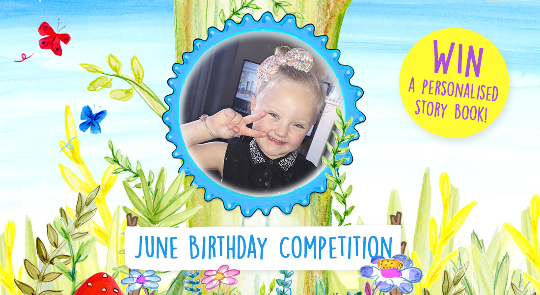 June Birthday Competition!
