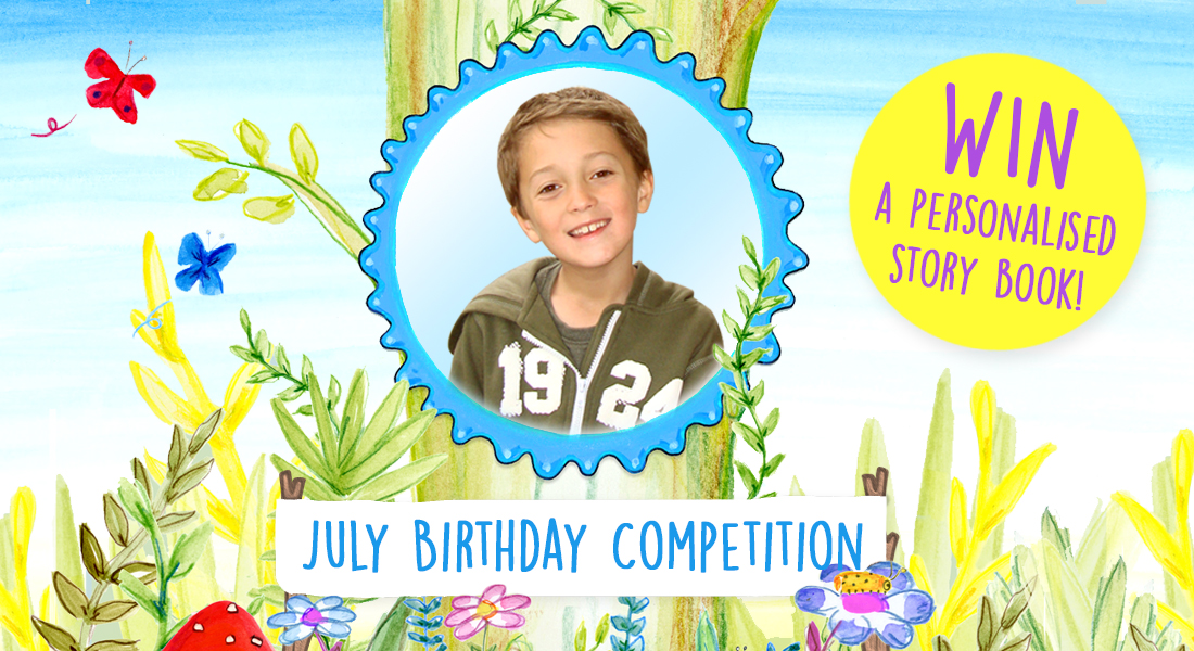 July Birthday Competition!