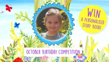 October Birthday Competition