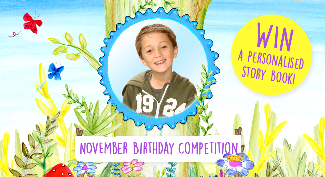 November Birthday Competition