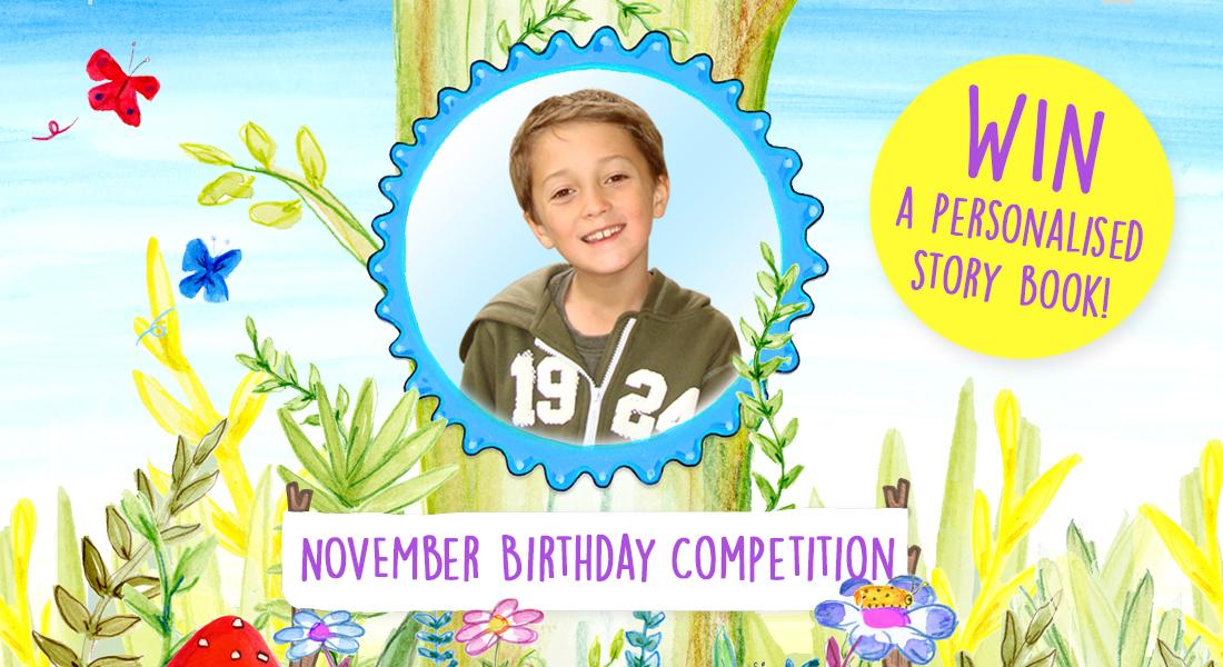 November Birthday Competition