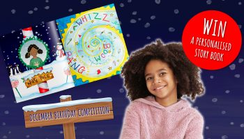 Birthday competition   Win a FREE story book!   December's Child