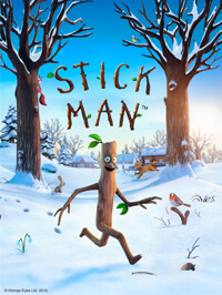 Stick Man written by Julia Donaldson and illustrated by Axel Scheffler