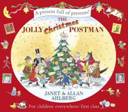 The Jolly Christmas Postman written and illustrated by Janet & Allan Ahlberg