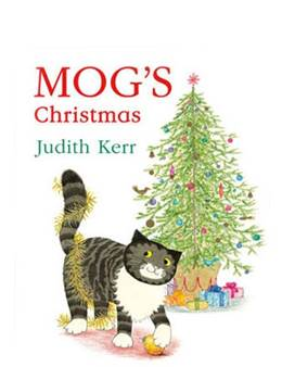 Mog's Christmas written and illustrated by Judith Kerr